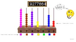 Numeración hasta los millones (Actividad)