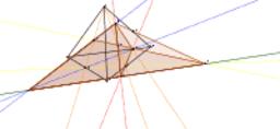 Section Plane Tétraèdre