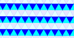 Triangle Tessellations