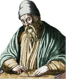 ユークリッドの幾何学