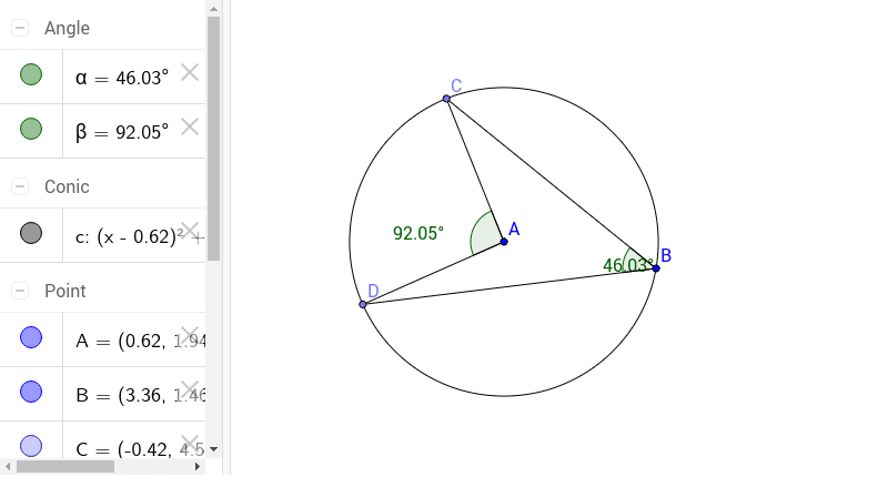 Inscribed Angles Worksheet Answer Key - Nidecmege