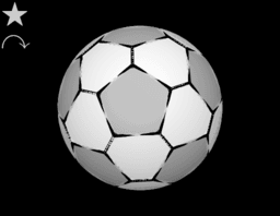 Soccer Ball - World Cup 2018 (Truncated Icosahedron)