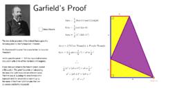 Pythagorean Theorem Proof #6