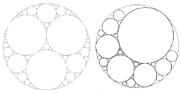 Apollinische cirkelpakking