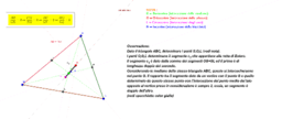 retta di Eulero e mediane