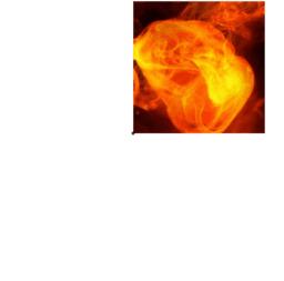 Rotations as Art - Fire