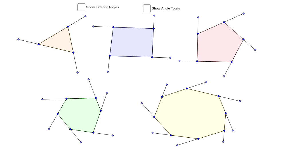 Exterior Angles