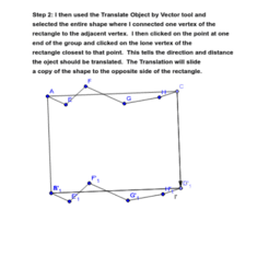 Tessellation from Rectangle (Step 2)