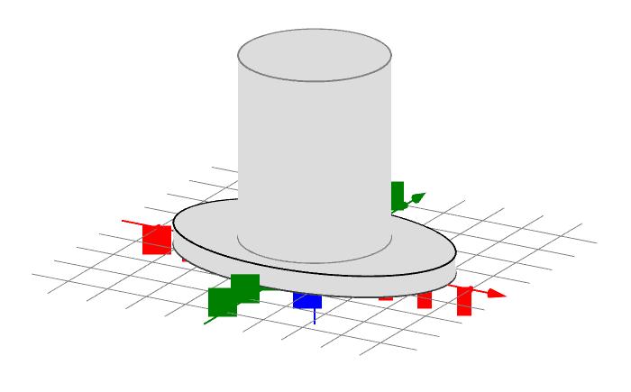 Entwurf eines Ersatzteils für einen 3D-Print
