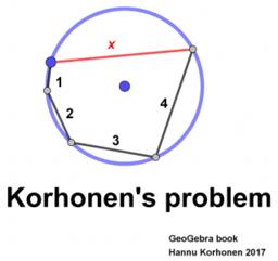 Korhonen´s problem