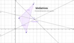 Mediatrices