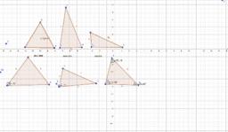 pract013. clasificació de triangles