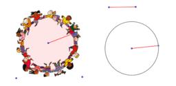 Il cerchio come strumento