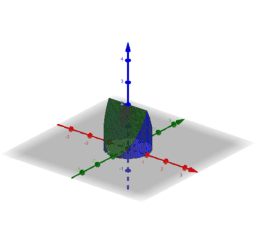 3 shapes block (circle, triangle, square) #2