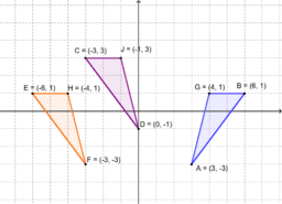 Triangle Transformations Page 1