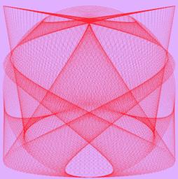 Pickover's Mygalomorph Patterns