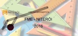 I Dia da Matemática - FME - Niterói -RJ