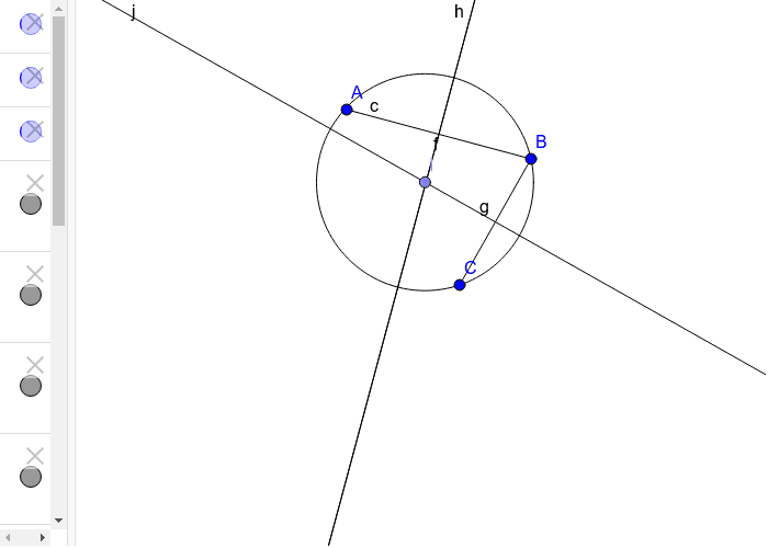 3 Point Circle and Tool