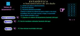 Estadística ( mediana - ejemplos 1 )