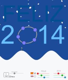Feliz/Happy 2014