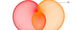 Enveloppe de cercles (Cardioïde)