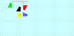 le puzzle de pythagore