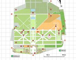 Bepflanzung des Tiergarten Schönbrunns
