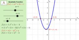Quadratic Function - Grade 11
