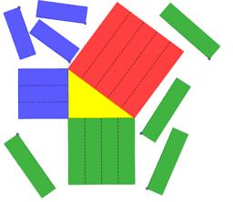 Puzzle de Pitàgores