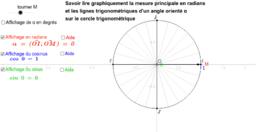 Cours trigonométrie TS