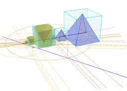 Golden Ratio: major complexity case [tabula rasa]