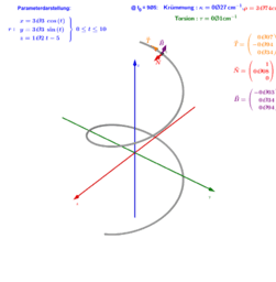Begleitendes Dreibein 2