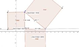 The Pythagorean Theorem - Original Drawing