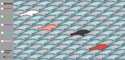 Juego sardinas reto 15
