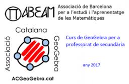 Curs GeoGebra ABEAM - ACG