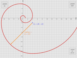 Fibonacci-Spiral for any natural n