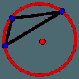 Centre du cercle circonscrit
