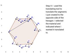 Kirsten Hexagon Step 4