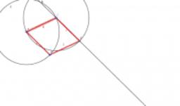 nonsquare rhombus
