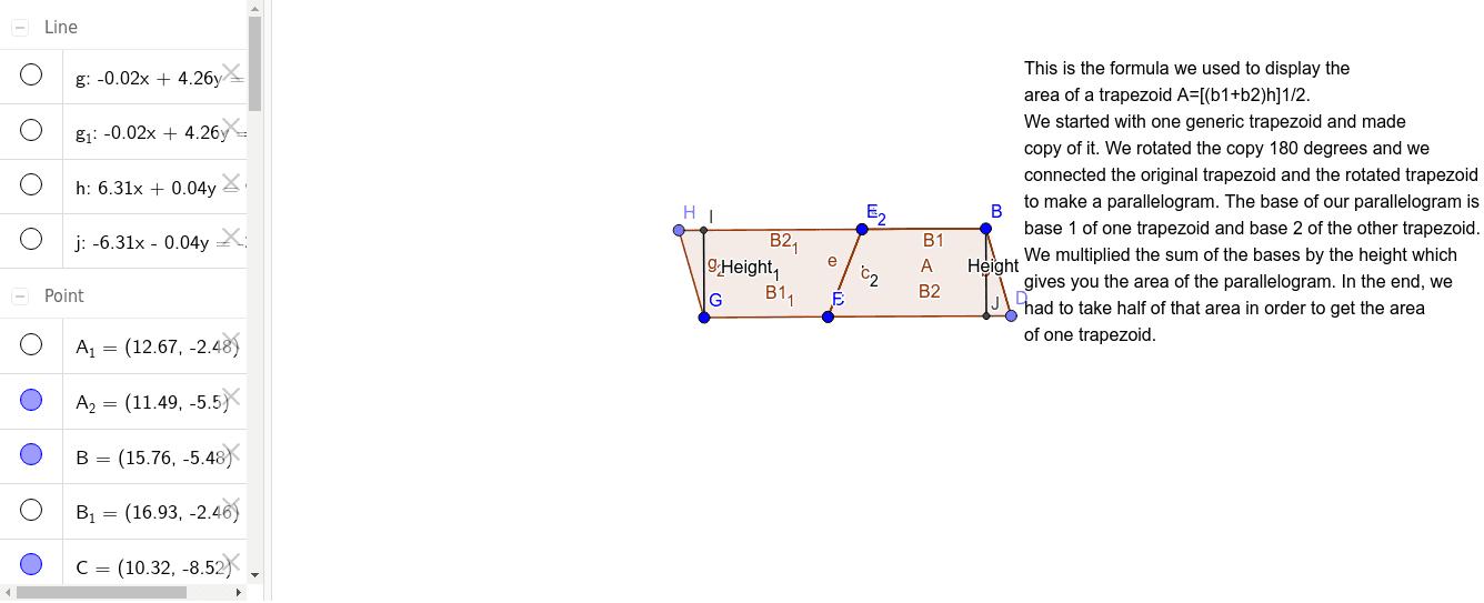 Trapezoid 3 Press Enter to start activity