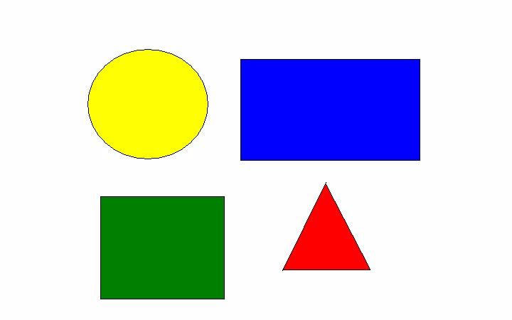 Las Figuras Geométricas Geogebra