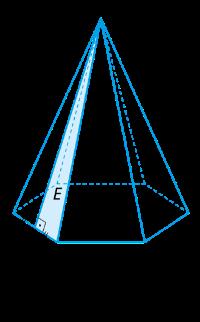 aresta lateral relacionado à geratriz e ao lado