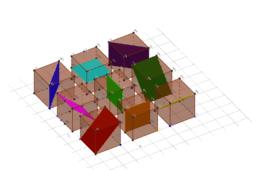 正立方體反射面