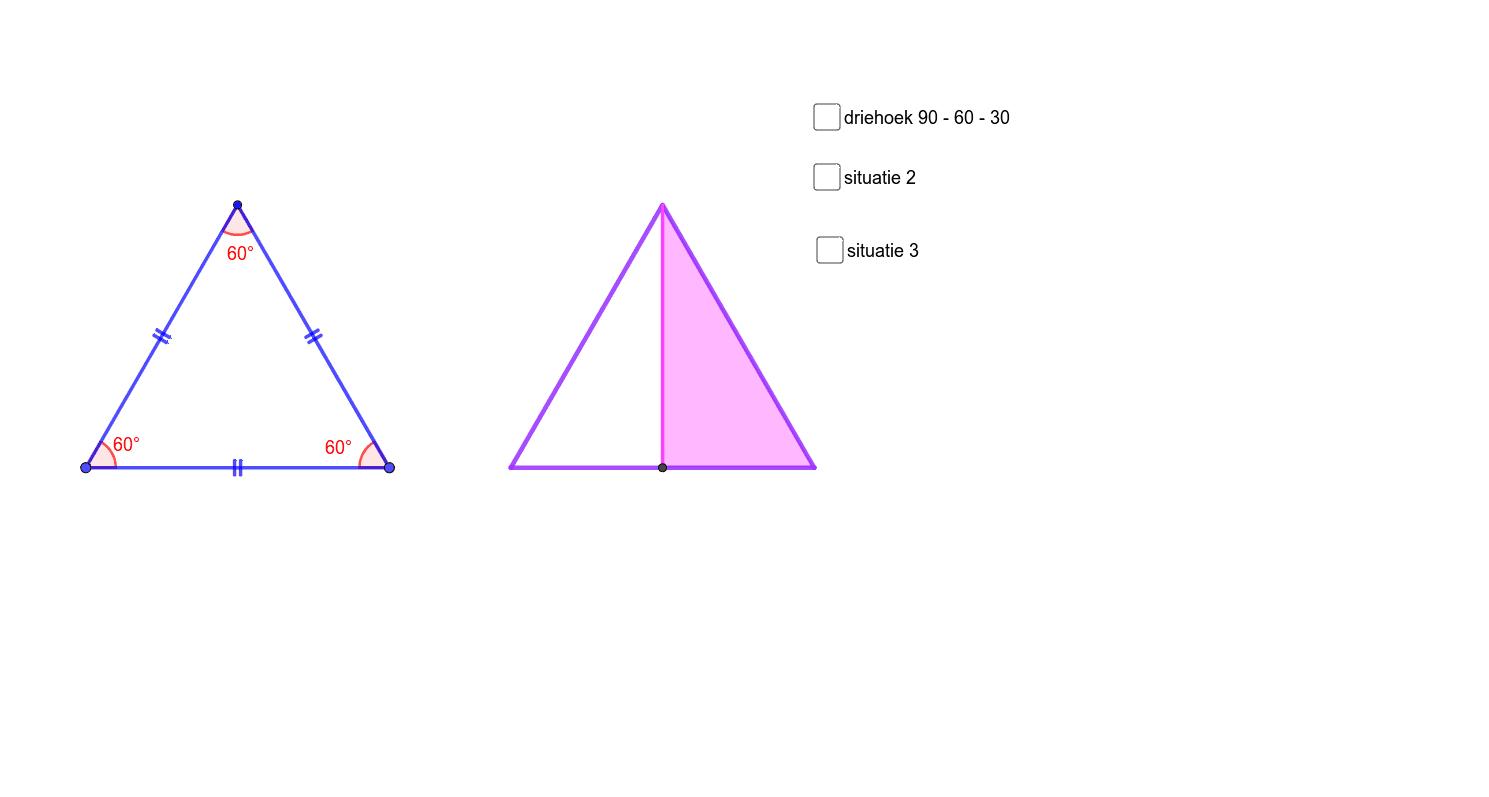 theorie driehoek 90 - 60 - 30 Press Enter to start activity