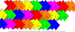 Emma Johnson Rectangle Tessellation 7