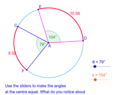 Circle Theorem 1
