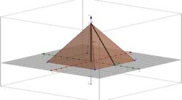 Pyramide Vorlage