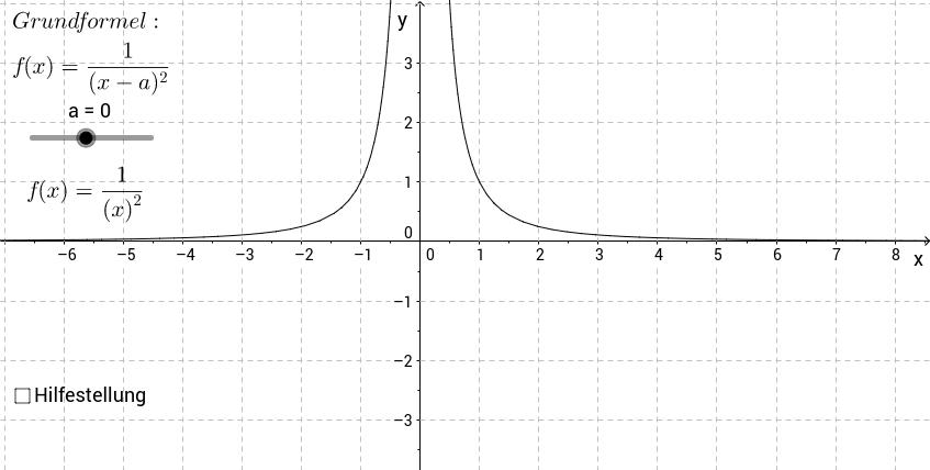Gebrochen-rationale Funktionen 2
