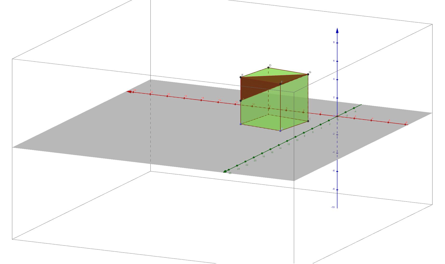 Kubus met driehoek  Klik op Enter om de activiteit te starten
