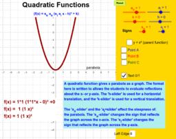 General Quadratic Equation
